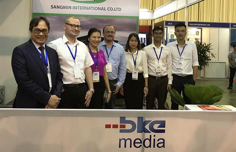 BKE Media atHomeland Security Expo